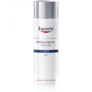 Eucerin Hyaluron-Filler Urea de zi pentru contur ten foarte uscat 50 ml