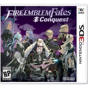 Nintendo Fire Emblem Fates: Conquest 3DS