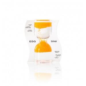 Paradox Clepsidra Egg Timer portocalie