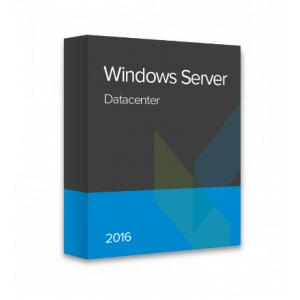 Microsoft Windows Server 2016 Datacenter (16 cores), P71-08651-DL certificat electronic