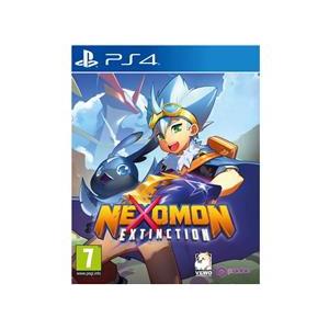 Pqube Nexomon Extinction PS4
