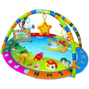 Sun Baby Centru de joaca cu sunete si lumini Zoo