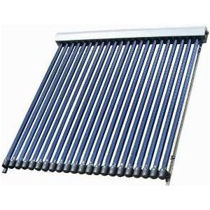 Westech-Solar Presurizat 24 tuburi vidate cu heat-pipe