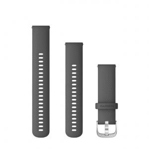 Garmin Quick Release 22 curea silicon gri Vivoactive 4 010-12932-20