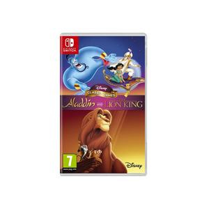 Nighthawk Interactive Games Aladdin And The Lion King Nintendo Switch