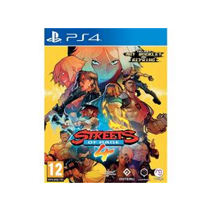 Merge Games Streets Of Rage 4 PS4