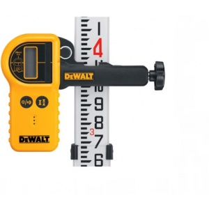 DeWALT Detector digital cu laser rezistent la apa DE0772
