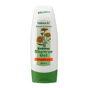 Herbacin Gel de dus si Sampon cu Galbenele 250 ml