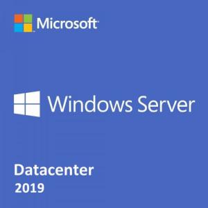 Microsoft Windows Server 2019 Datacenter, Engleza, SNGL OLP NL Qualified 16 Licente