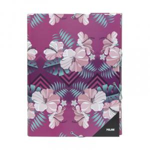 Milan Mapa carton 3cm hibiscus 5110150IS