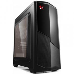 Spire PC X2-6021B-CE/R-2U3 Black, MiniTower