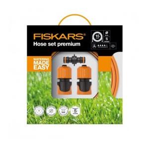 Fiskars Set furtun de gradina Q4, 9mm (3/8), 15m