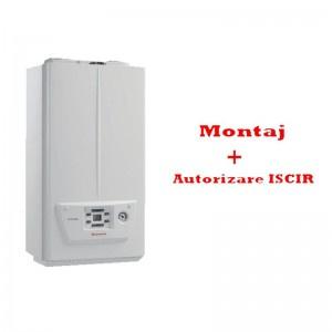 Immergas Victrix Omnia 24 kW - ACM instant + Montaj + Autorizare ISCIR