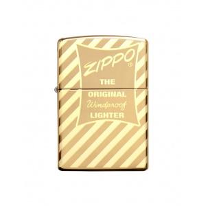 Zippo Brichetă Vintage Box Top 49075