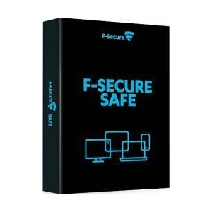 F-Secure Antivirus F-Secure Safe Licenta Noua Electronica 1PC 1An