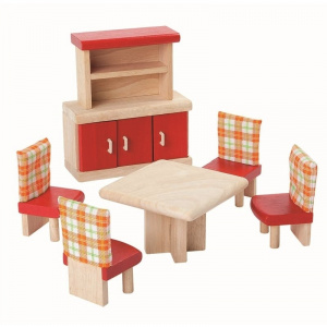 Plan Toys Mobilier dining room