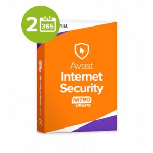 Avast Internet Security – 2 ani Pentru 3 dispozitive, certificat electronic