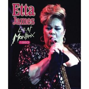 Etta James Etta James-Live At Montreux 1993-DVD