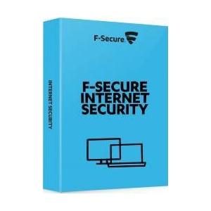 F-Secure Antivirus F-Secure Internet Security Licenta Noua Electronica 3PC-uri 1AN