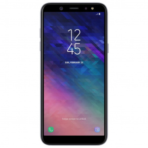 Samsung Galaxy A6 2018 3GB RAM 32GB 4G Dual SIM Orchid Gray