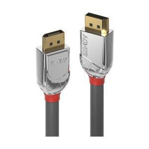 Lindy DisplayPort 4K@60Hz T-T v1.2 Cromo Line 3m 36303