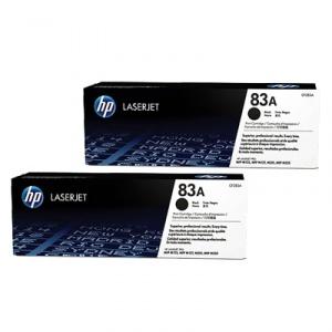 HP 83A 2-pack Black CF283AD