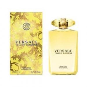 Gianni Versace Gel de Dus Yellow Diamond 200ml