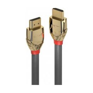 Lindy HDMI UHD 4K Gold Line 5m T-T 37864