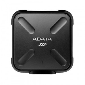 A-Data SD700, 256GB, USB 3.1, Black ASD700-256GU31-CBK