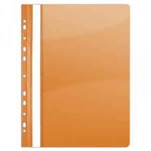 Donau Dosar plastic PVC 10 buc/set - orange DN-1704001PL-12