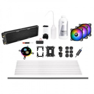 Thermaltake Pacific C360 DDC Hard Tube Water Cooling Kit CL-W243-CU12SW-A