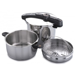 Fagor CHEF 4+6R Set 4 piese Oale Cos multifunctional