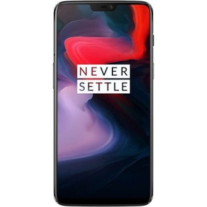 OnePlus 6 256GB Dual Sim Midnight Black