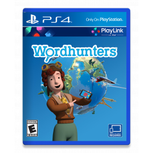 Wired Productions Wordhunters Playlink PlayStation 4