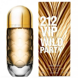Carolina Herrera 212 VIP Wild Party Eau de Toilette 80ml