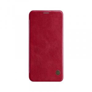 Nillkin Book Qin red pt Samsung Galaxy J6 Plus (2018)