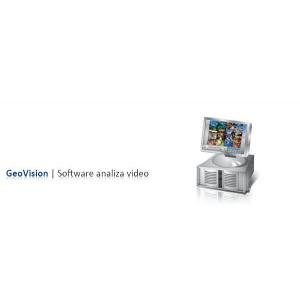 GeoVision Soft de analiza video, raport web cu detectie faciala GV-AVP