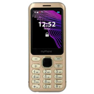 MyPhone Maestro 2G Dual Sim (Auriu)