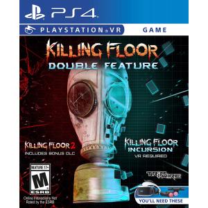 Tripwire Interactive Killing Floor Double Feature KF2 NON VR KF Incursion VR PlayStation 4