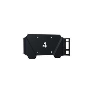 PlayStation Suport De Perete Consola 4 Pro Bundle Wall Mount Bracket Negru