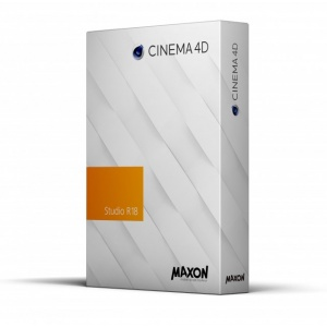 Maxon Cinema 4D Studio Release 18