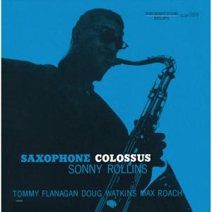 Sonny Rollins Sonny Rollins-Saxophone Colo-CD