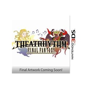 Square Enix Theatrhythm Final Fantasy Nintendo 3Ds