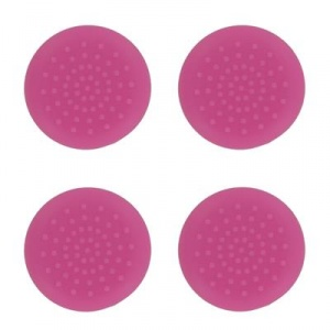 Assecure Set 4 Thumb Grips Pink Ps4