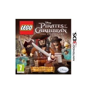 Disney LEGO Pirates of the Caribbean Nintendo 3DS