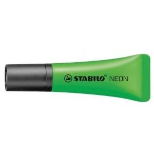 Stabilo Evidentiator neon verde 72/33