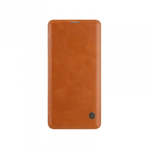 Nillkin Book Qin brown pt Samsung Galaxy S10