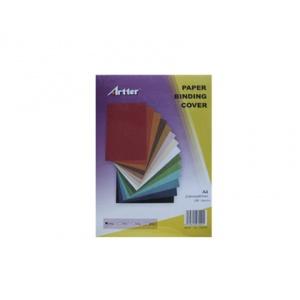 Artter COPERTI CARTON PANZAT A4, 250 g/mp