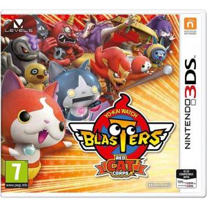 Nintendo Yo-Kai Watch Blasters Red Cat Corps 3Ds