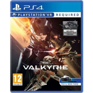 CCP Games EVE Valkyrie PSVR Required PS4